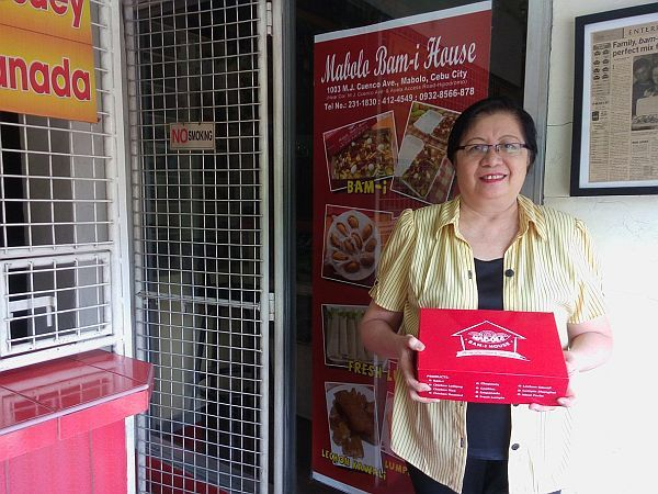 Sixty-one-year-old entrepreneur shares secret to her bam-i house business success - Cebu Daily News  ||  START SMALL At fifty-four years old, most people this age could already be retired or would have been preparing for their retirement. But not Jerry Gloria, who ventured into her food business six years before she became a senior citizen, with no formal culinary background except https://link.crwd.fr/4k3R