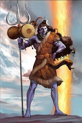 In India, Hindu Gods Get a Muscular Makeover - a new body ideal for the common Indian?