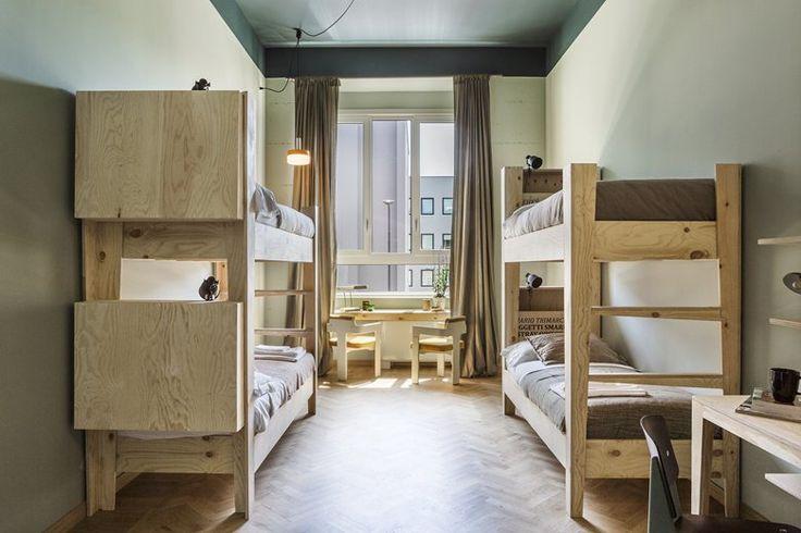 14/10/2016 - Apre a Milano una nova formula di ospitalità: si tratta di Casa BASE,un mix tra residenza d'artista e foresteriaa