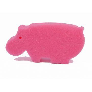 Esponja de Baño Hipopótamo, muy divertida esta esponja que sin duda en cestas de regalo junto con #jabones será todo un acierto. Hacer #detalles con Gran Velada.  #DIY