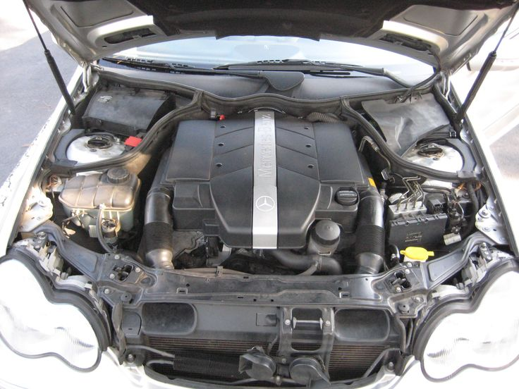 2002 Mercedes C240 #Used #Engine: Description: Gas Engine  2.3, 4, MANUAL, FLR, RWD 203 Type; C230 (Coupe) Fits: 2002 Mercedes C240 203 Type; C230 (Coupe) Know more : http://www.usedengines.org/make-model-year.php?mmy=mercedes-c240-2002-2.3L