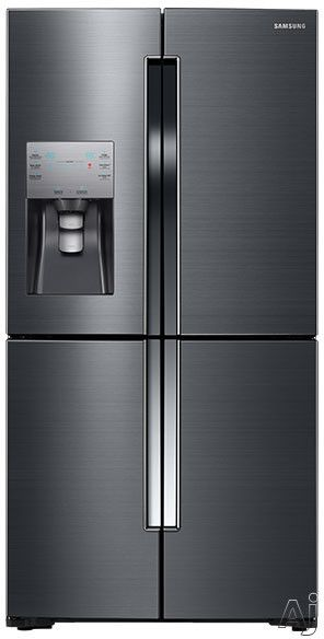 Check out Samsung's modern Black Stainless Collection
