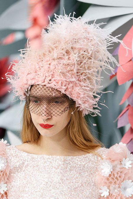 Paris Fashion Week - Chanel - Catwalk