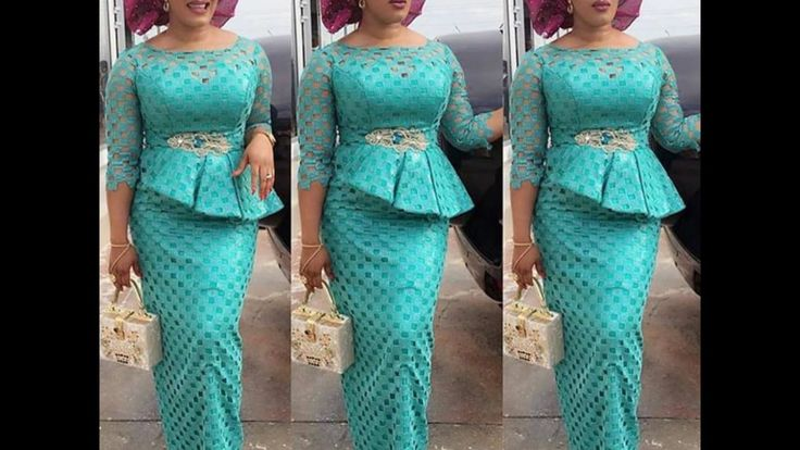 1000+ Ideas About Aso Ebi Lace Styles On Pinterest