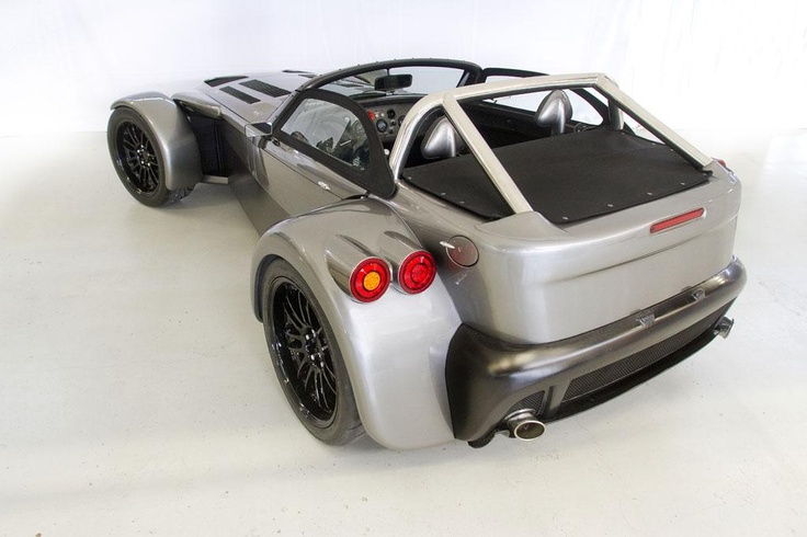 Donkervoort D8 GTO—Donkey