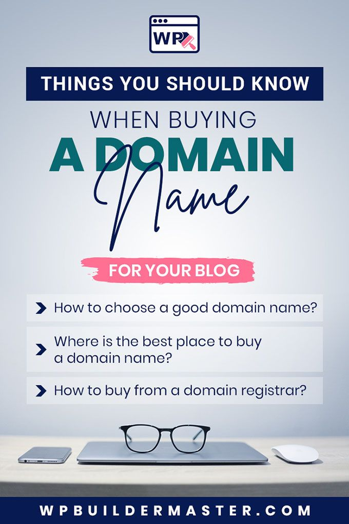 How To Buy A Domain Name For Website Buying Tips 2020 Domain Name Ideas Blog Tools Blog Resources