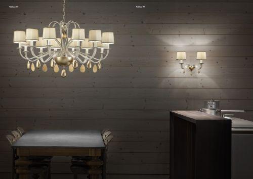 Top-range decorative lighting market.