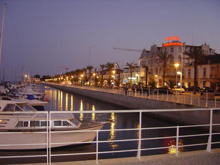 Vila Real de Santo Antonio Algarve