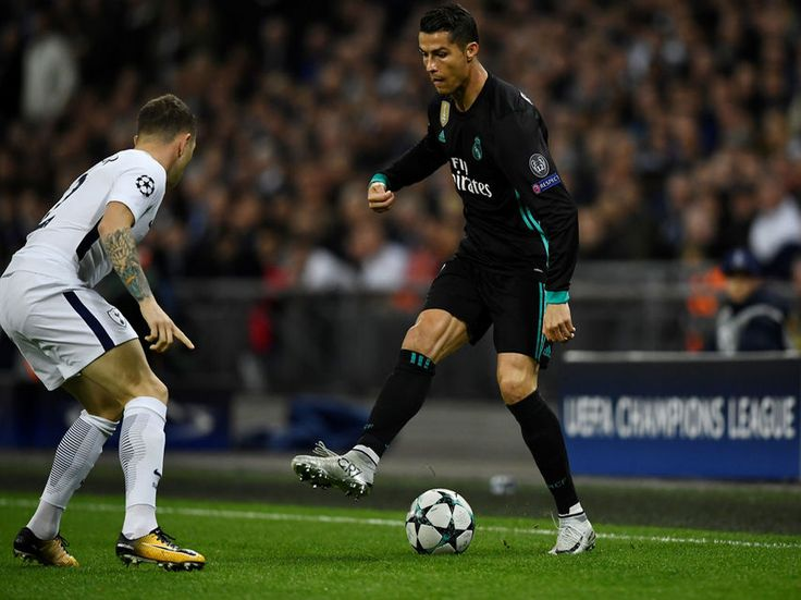 Champions League: Tottenham - Real Madrid en directo