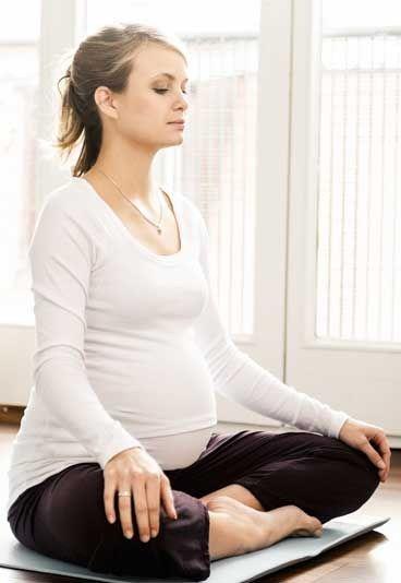 Lo #yoga in #gravidanza,è uno dei modi migliori di rimanere in forma e in salute durante la #gestazione.