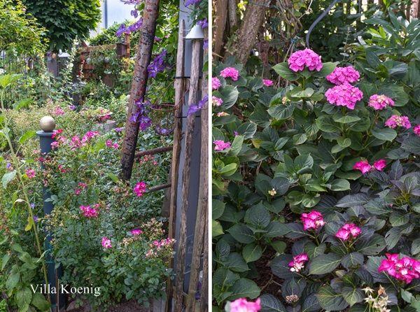 Ein Gartenbesuch Garten Outdoor Dekorationen Kleine Garten