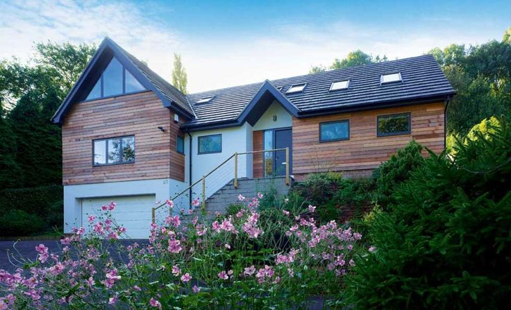 Jayne Blakeman and Tim Morrison have transformed a 1960s house into a stylish contemporary home that makes the most of its generous plot