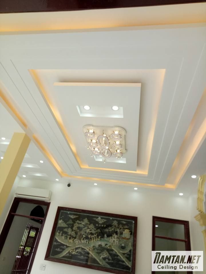 Top False ceiling design ideas 2017 for