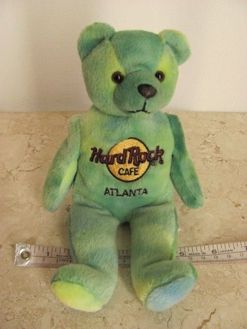 Hard Rock Cafe Teddy