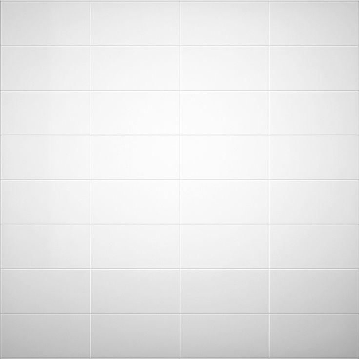 White Wall Glossy 30x60