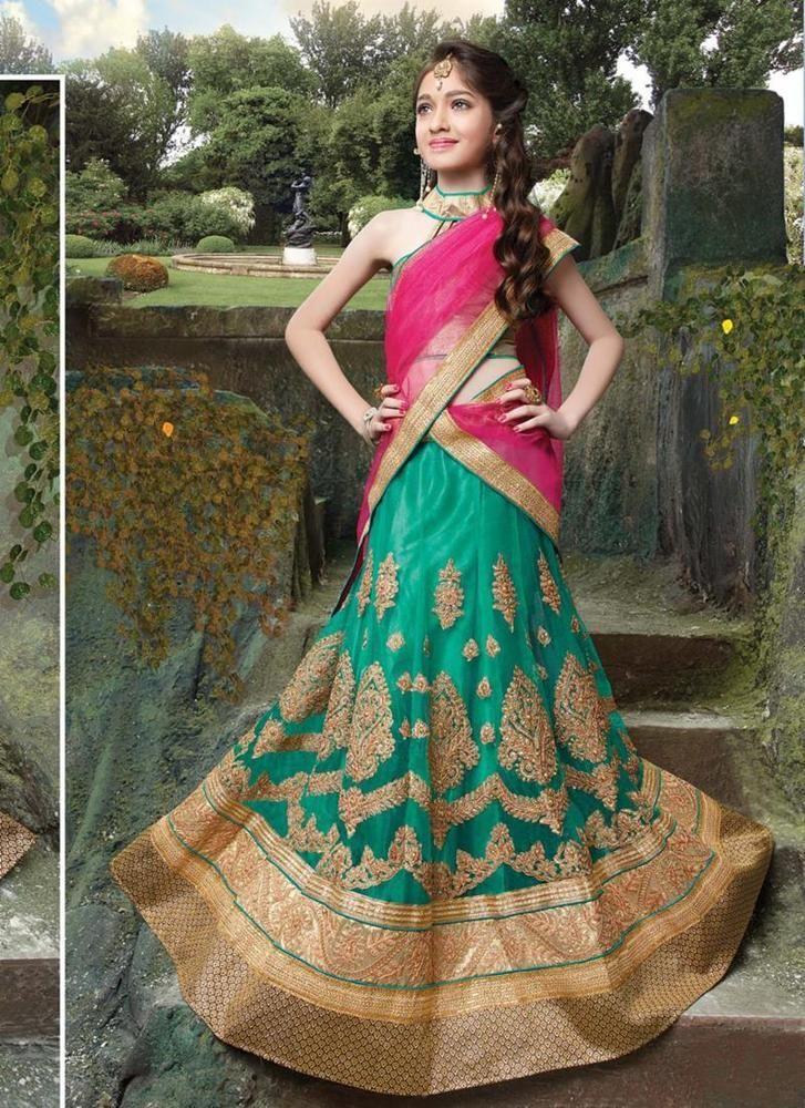 Traditional Wedding Bollywood Pakistani Choli Lehenga Bridal Ethnic wear Indian #Kriyacreation #CircularLehenga
