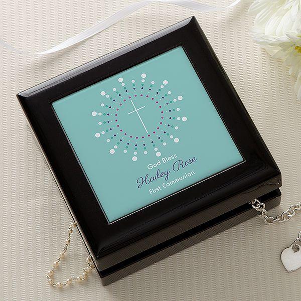 14162 - God Bless Personalized Keepsake Box