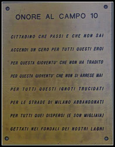 ONORE AL CAMPO 10