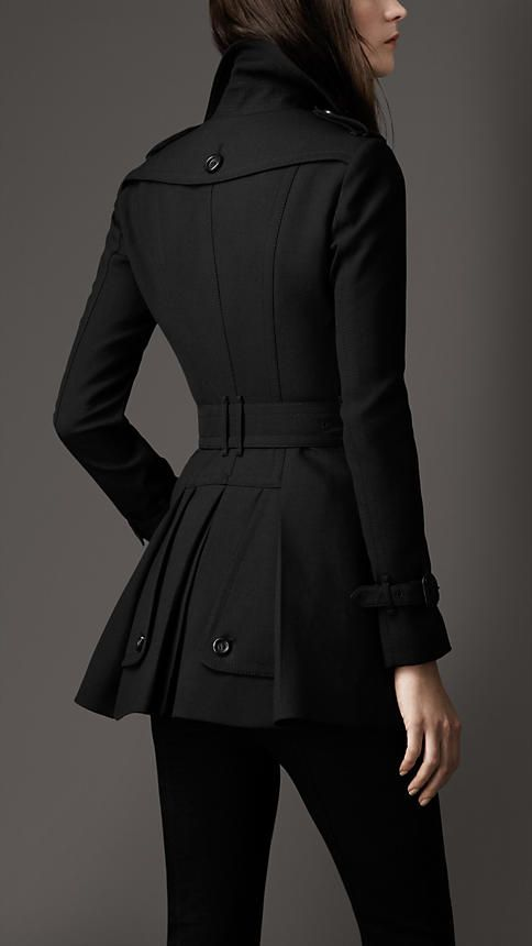 Loving these Burberry coats!! Officially on my wish list.