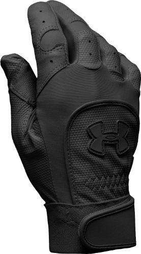 Don't go camping without good gloves regardless of weather.  Just don't.   Men's Tactical Blackout Gloves Gloves by Under Armour