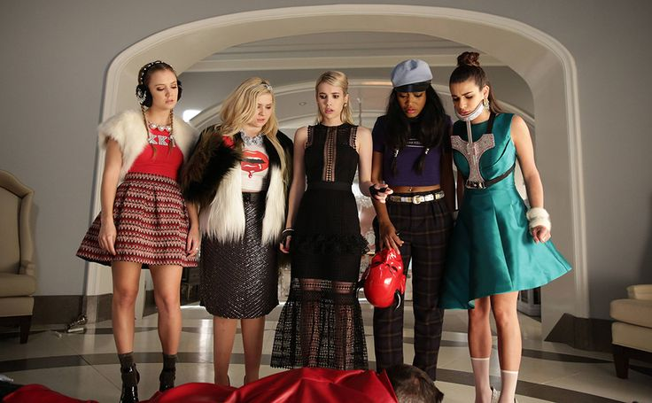 11 Reasons Scream Queens Must Live from 11 Reasons Scream Queens Must Live  Season two is not yet a lock, and after Scream Queens' incredible season one finale, we just cannot be OK with that. Here, we've ranked some of the reasons Scream Queens deserves to live—see if you agree with our top ones!