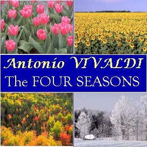 The Four Seasons-Vivaldi wrote sonnets explaining each movement; this site has them in Italian and English.