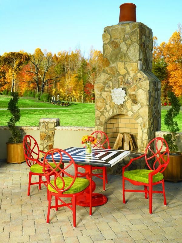 Outdoor Dining Tables European Style And Outdoor Dining On Pinterest