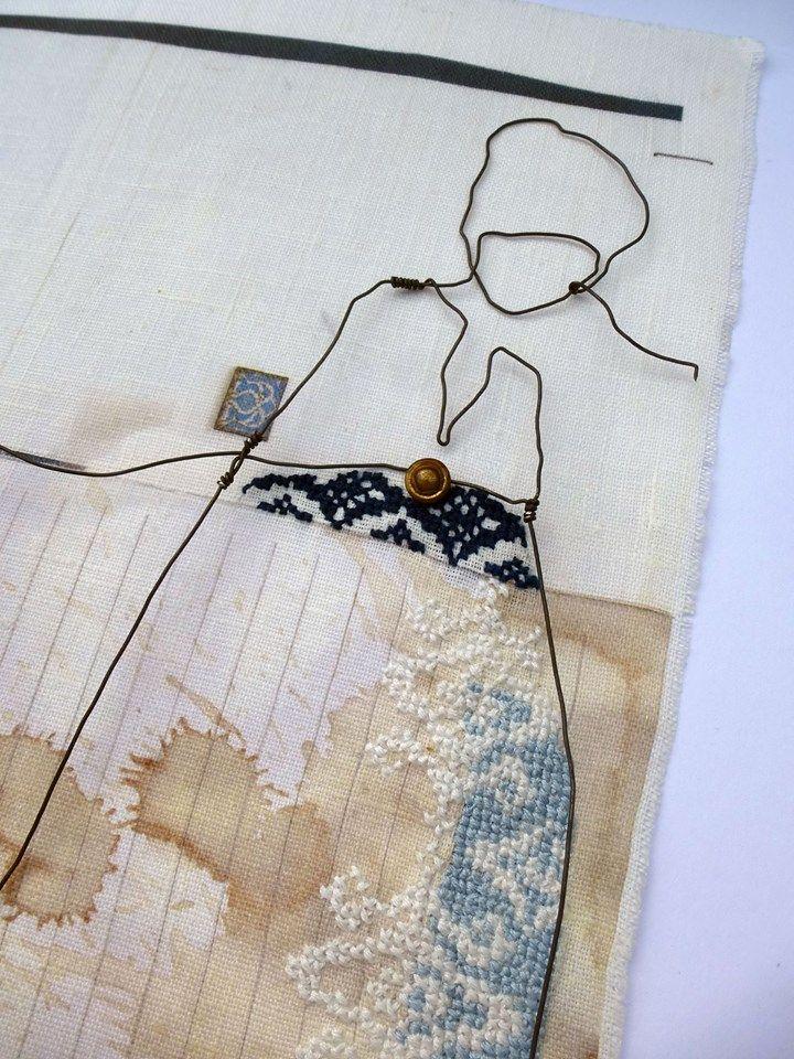 Julia Jowlett wirework