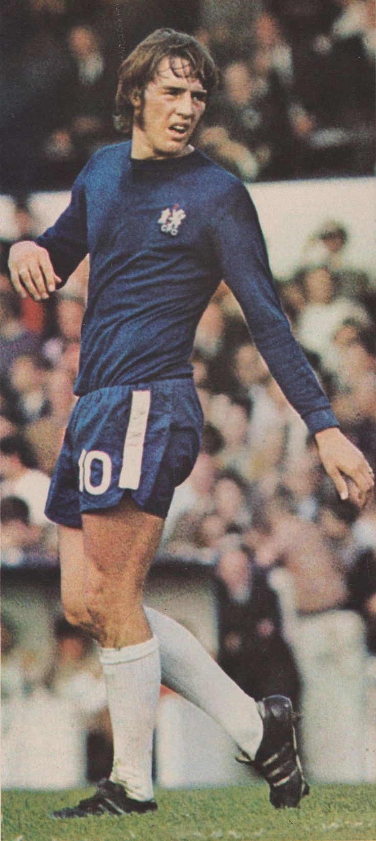 Ian Hutchinson Chelsea 1971