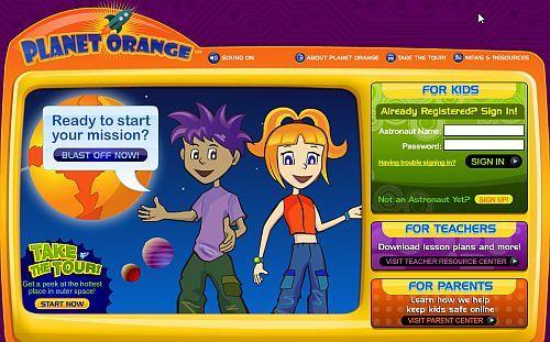 teach kids how to build a website