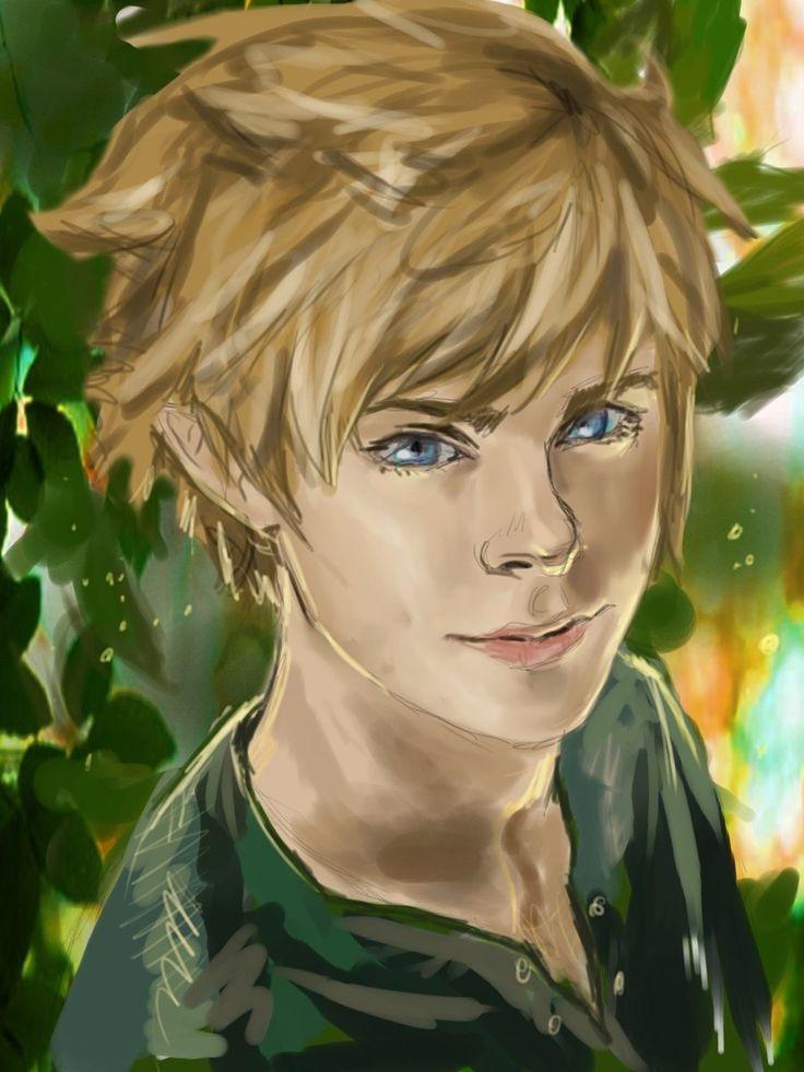 peter pan fan art | peter pan realistic sketch by ab lynx fan art digital art painting ...