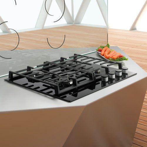 Plynová varná deska. Designová linie Simplicity od Gorenje. #gorenje #design #simplicity #spotrebice #appliances #home #domov #varnadeska
