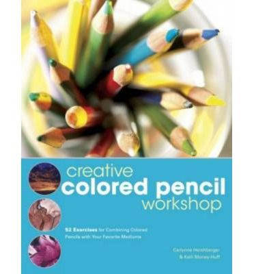 Creative Coloured Pencil Workshop
