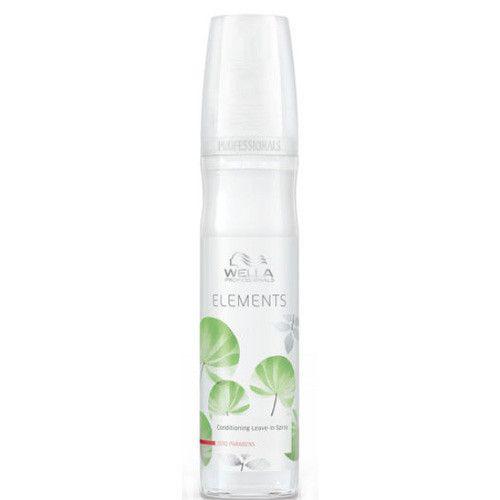 Wella Elements Conditioner Spray - Balsam spray fara parabeni