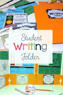 These writing folders are an integral part of any writers workshop. These little writing offices provide students with a personalized tool to help guide them through the writing process with writing anchor charts and tips close at hand for students to use to improve their writing skills. Watch your students grow as you help to ignite their passion for writing.