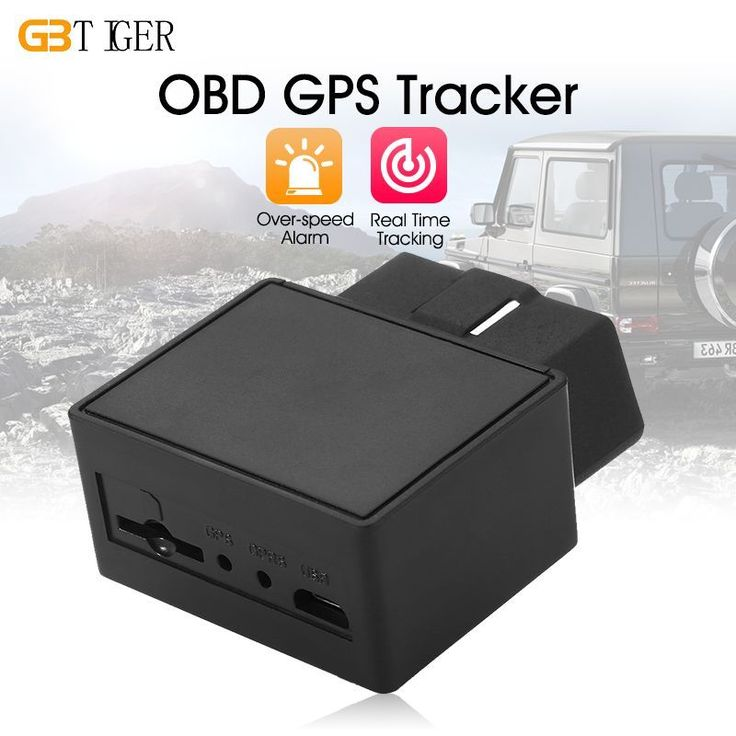 Plug Play GPS Tracker Mini Auto OBD Car GSM Vehicle Tracking Device 16 PIN Interface Monitor Locator with Over-speed Alarm //Price: $37.98 & FREE Shipping //     #android