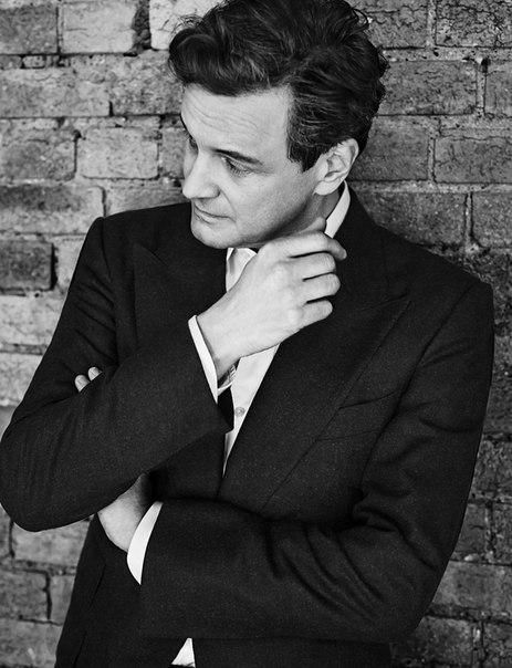 Robert harper, ... Colin Firth