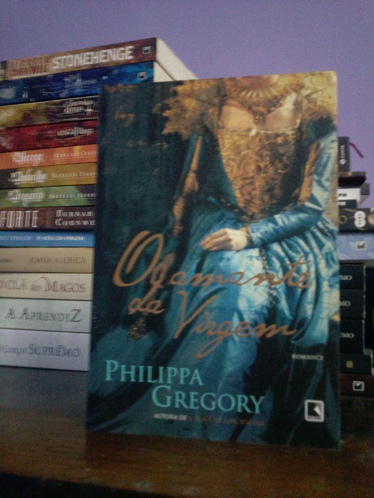 Philippa Gregory - The Tudors Vol.05 - O amante da virgem