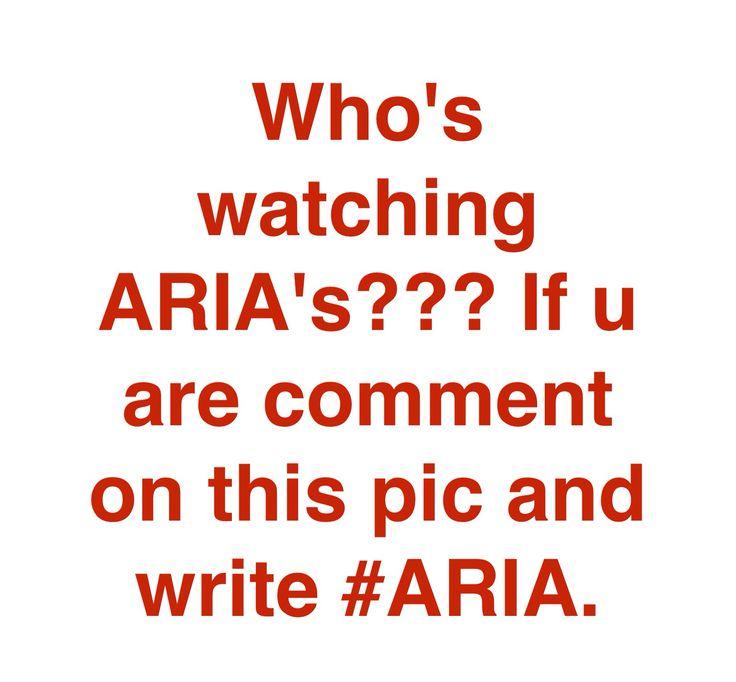 #ARIA