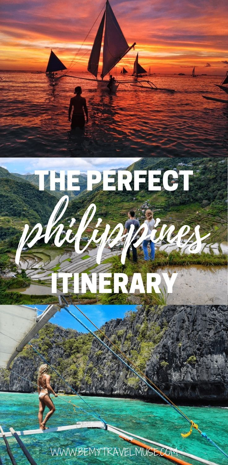 The ultimate Philippines itinerary perfect for both