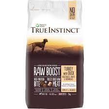 True Instinct Raw Boost Turkey and Duck Dog Food 5kg