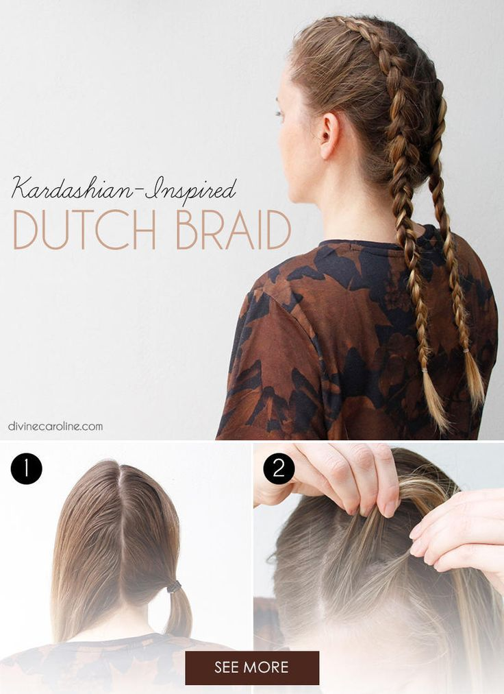 Knock em Out with These Kardashian-Inspired Dutch …