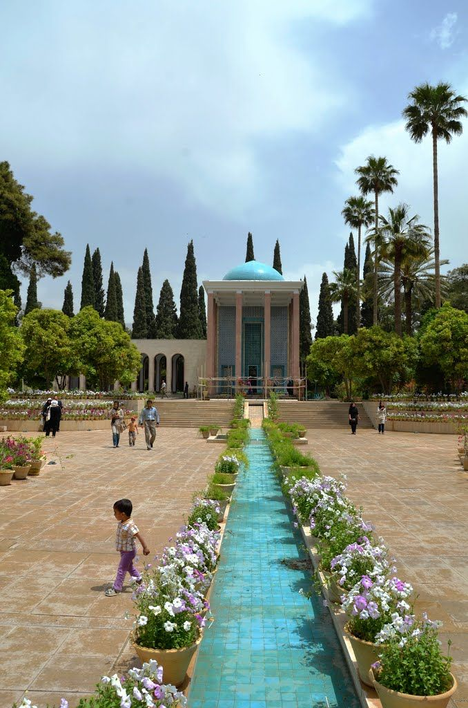 Shiraz - Saadi Garden, Iran