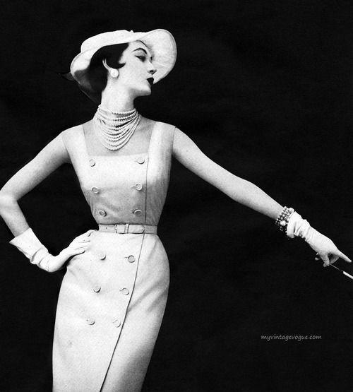 Dress by L'Aiglon 1953