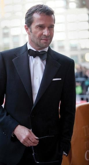 James Purefoy; A.K.A Joe Carroll. He understands the basic human urge. Blood shall be spilt.