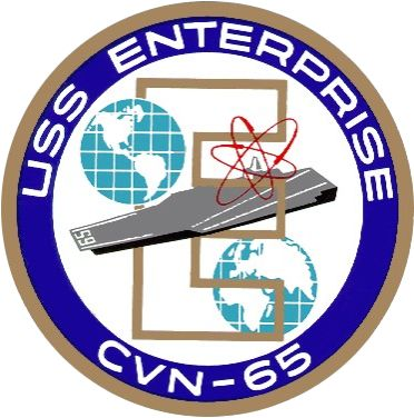 Seal of USS Enterprise                                                                                                                                                                                 More