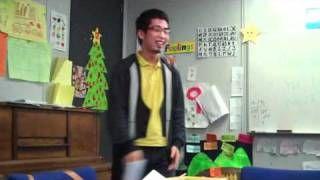 オークランドの学校を訪問し、J-shine資格取得コース、TECSOL(児童英語指導者の資格)コースを見学させていただきました。