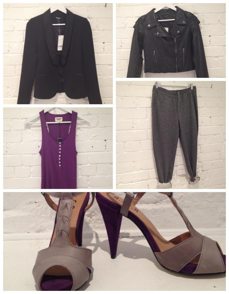 TRACKIES!! this is the best trend. mix with beautiful heels for casual/dressy look.