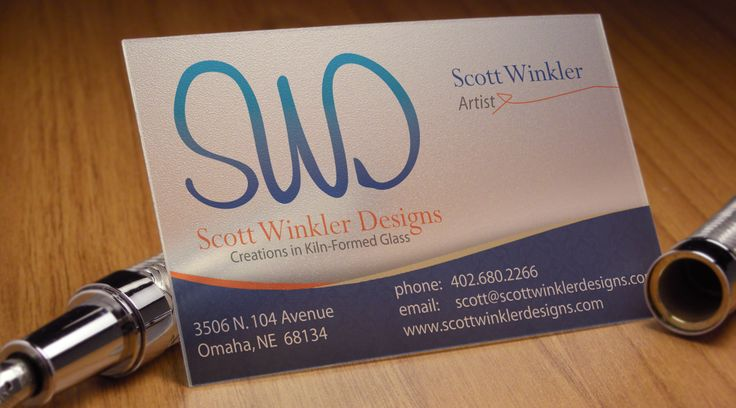 18 best cutting edge business cards images on pinterest business 30mil frosted plastic business card printed in full color on 1 side available for purchase colourmoves