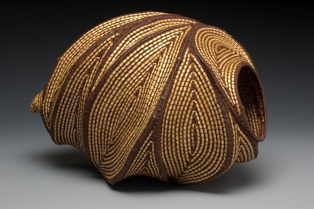 """Have another from Jan in fiber, one in Art... now one in baskets! Happy to have them in all categories as they are fantastic! Jan Hopkins 